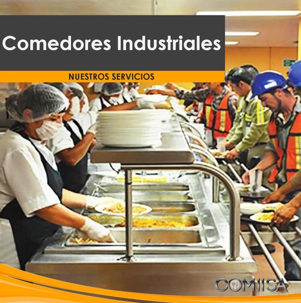 Comedores Industriales – Comiisa